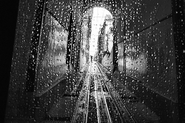 Raindrops are welcome...