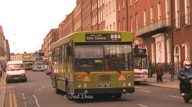 Dublin Bus KC35 (ZSI35).