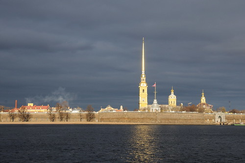 Peter and Paul Fortress | by Matěj Humpál