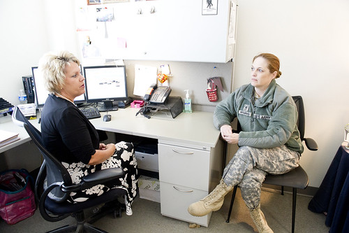 Nurse case managers help wounded warriors receive optimal health care | by Army Medicine