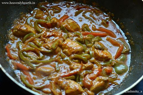 Thai Red Chicken Curry | by ashmita_s