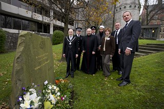 "The World Day of Remembrance Service: ""Always in our thoughts"" 