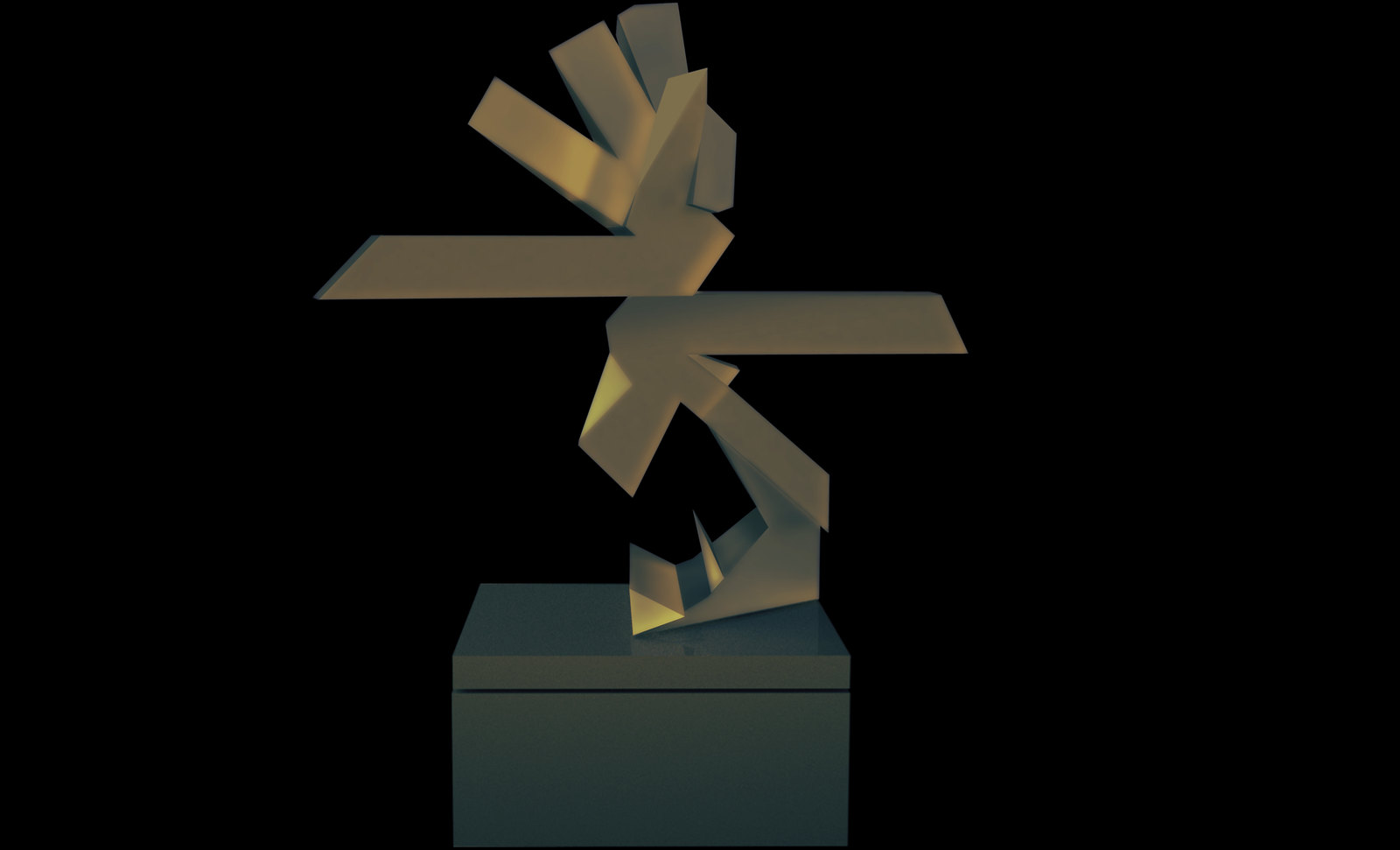 Escultura MAM mx 033