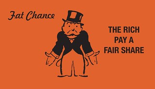 Fat Chance – The Rich Pay a Fair Share | by Michael Branson Smith