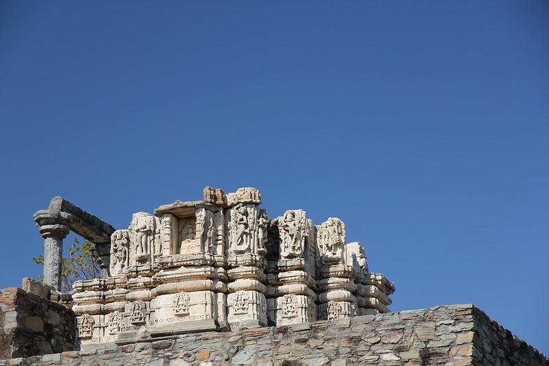 Ruined Temple, Kumbhalgarh