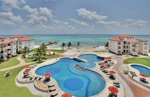 Grand Caribe ocean view | by Grand Caribe