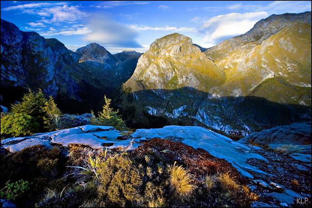 Blue Creek Valley
