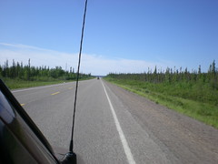 20110703 0291 On the road to Fort providence, Yellowknife 2011