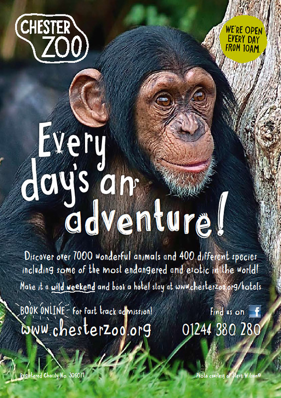 My Photo Used By Chester Zoo Chester Zoo Contacted Me To S Flickr