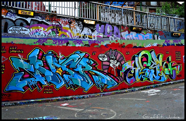 DASR KESH LEAKE STREET...2011...