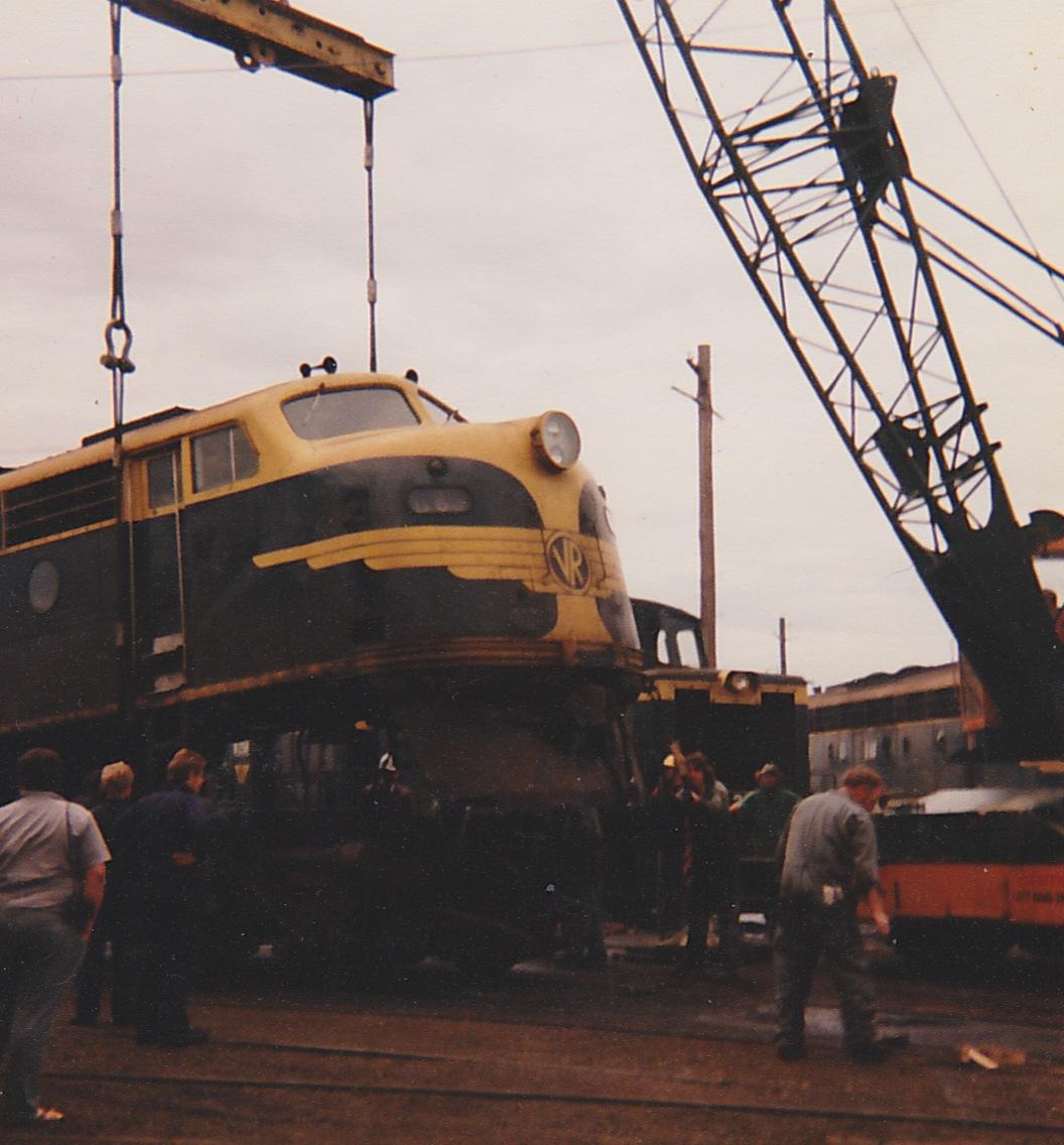 Geelong Locomotive Depot 5, Fri 23rd Nov, 1979 by MurrayJoe