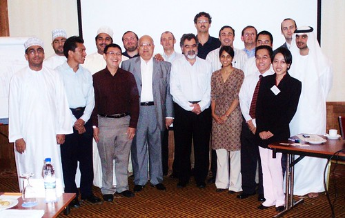 Negotiating Successful Gas & LNG Contracts, Dubai, May 2008 - Group Photo of Delegates | by Neoedge Gallery