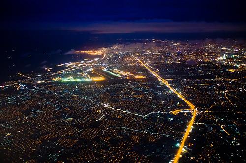 Night View of Manila   by Benson Kua