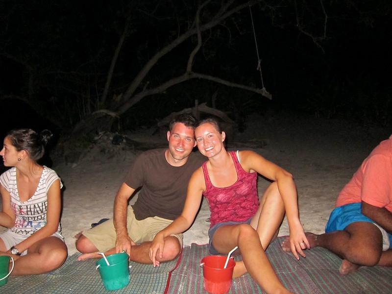 Camping on Koh Phi Phi Leh