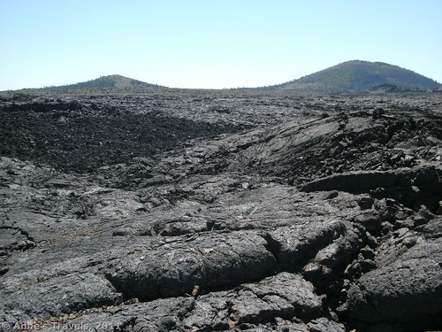 Near Indian Cave in Craters of the Moon National Monument, Idaho