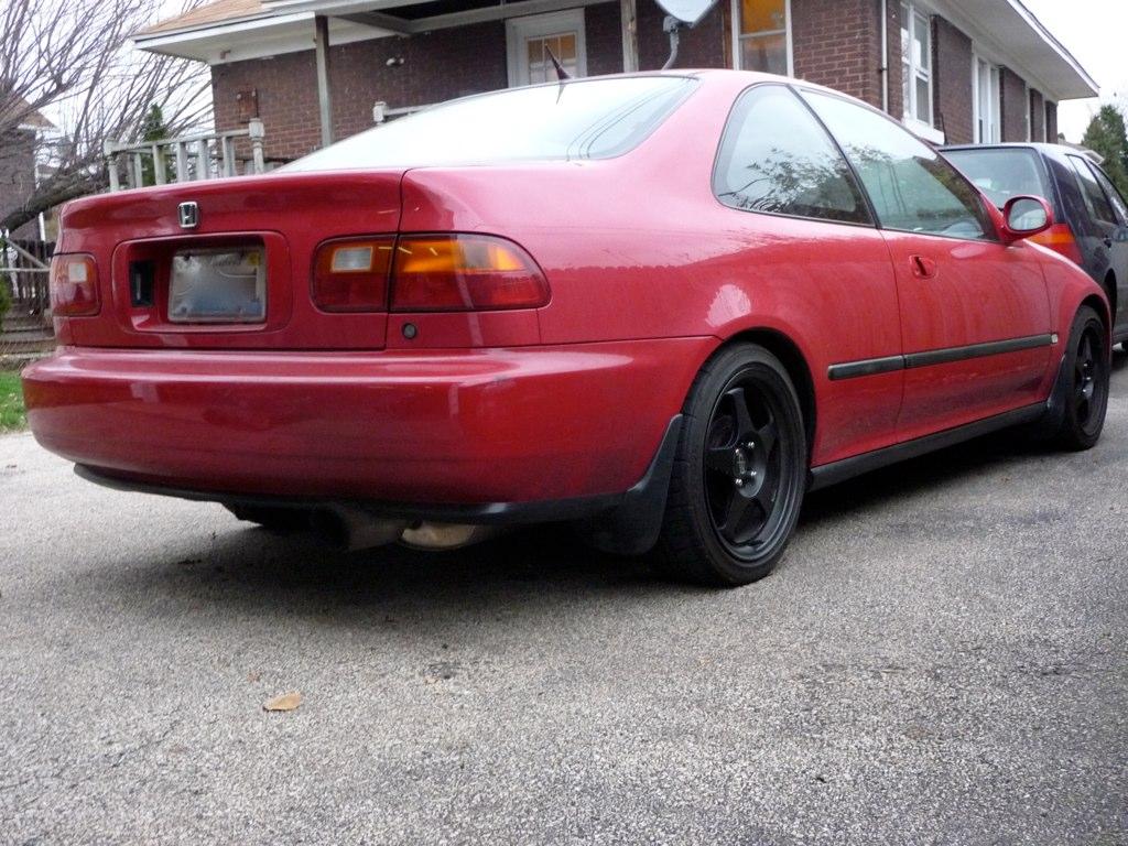 1994 Honda Civic Ex Coupe Turbo 8 Eric Flickr