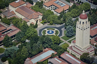 Hoover Tower, Stanford University | by michaelestigoy