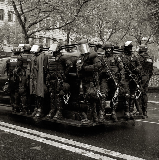 Riot Police II