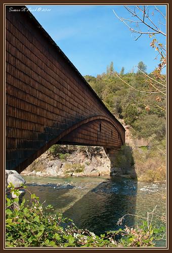 california bridge northerncalifornia historic nevadacounty southyubariverstatepark bridgeportcoveredbridge