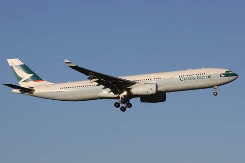 Cathay Pacific A330 B-HLP