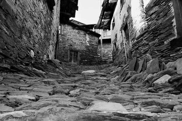 O camiño...(II QDD Nikonistas Galiza - Serra do Courel 2011)