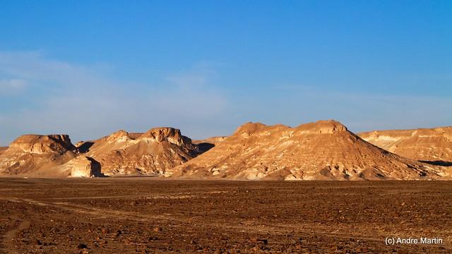 Etonnant désert Blanc / Amazing White Desert (Egypte)