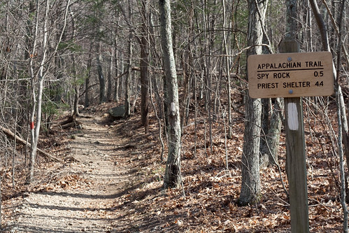 stepping onto the Appalachian trail | by eclecticlibrarian