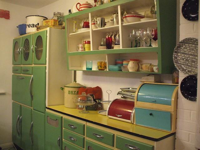 Whitney's revamped kitchen