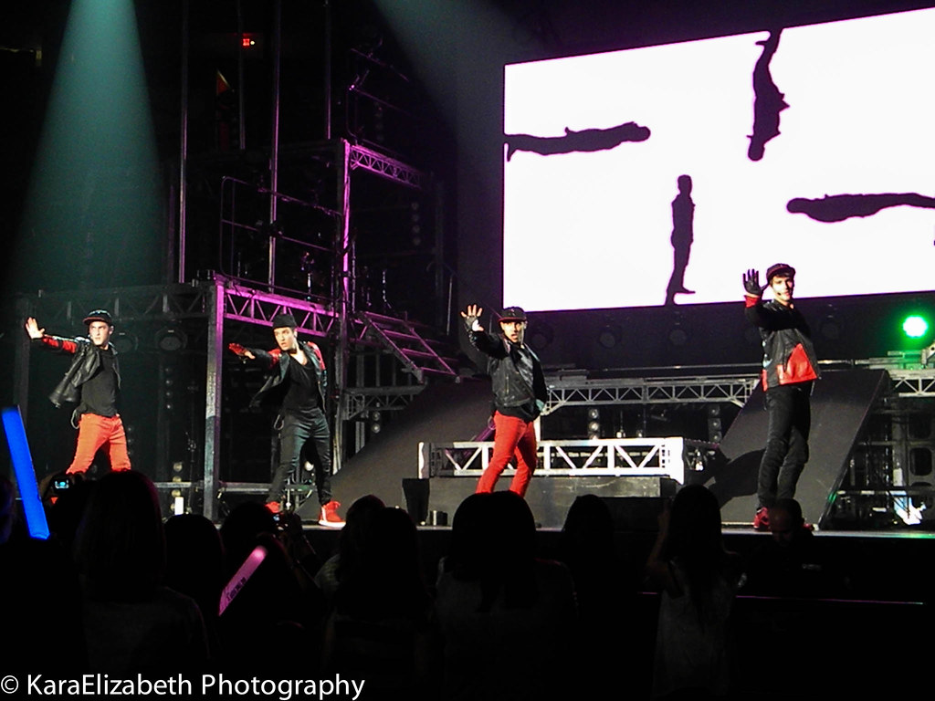Big Time Rush Big Time Rush Better With U Tour Agganis Are Flickr