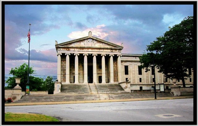 Stambaugh Auditorium ~ Youngstown OH