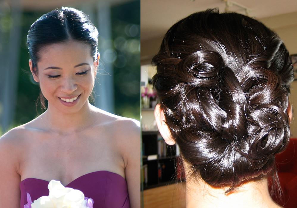 Superb Asian Hair Updo Bridesmaid Hairstyle Victoria Flickr Schematic Wiring Diagrams Amerangerunnerswayorg