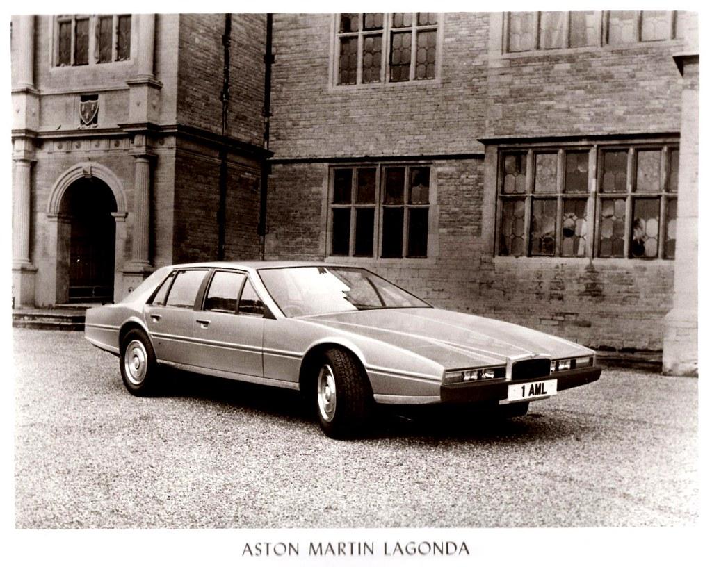 1977 Aston Martin Lagonda Alden Jewell Flickr