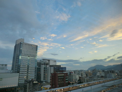 sunset japan shizuoka