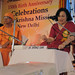 Dr. Shernaz Cama, Director, UNESCO, Parzor Project, spoke on Zoroastrianism at the Inter-faith Meet held at the Ramakrishna Mission, Delhi.