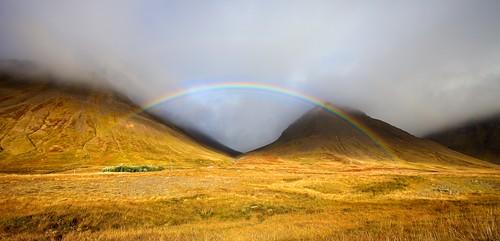 Iceland Rainbow   by SinWin