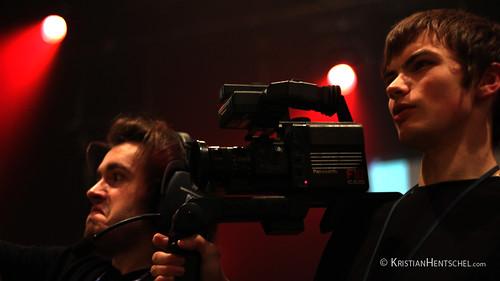 Camera Ops. GUST @ Barrowlands