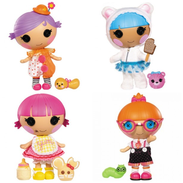 Lalaloopsy Littles | Explore the magical world of Lalaloopsy ... on