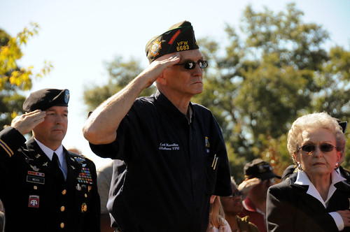Honoring Veterans | by Fort Rucker