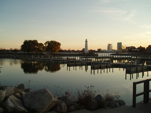 Lighthouse Milliken Park 3 | by DetroitVideoDaily