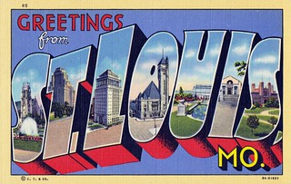 Greetings from St. Louis, Mo. | by dbostrom