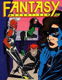 SW: cover of FA #92