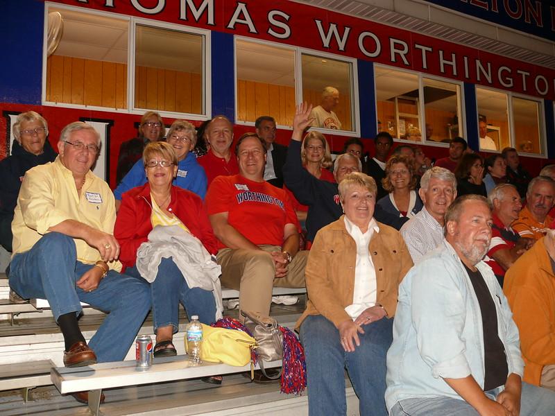 TWHS Homecoming 30 Year Club 2011