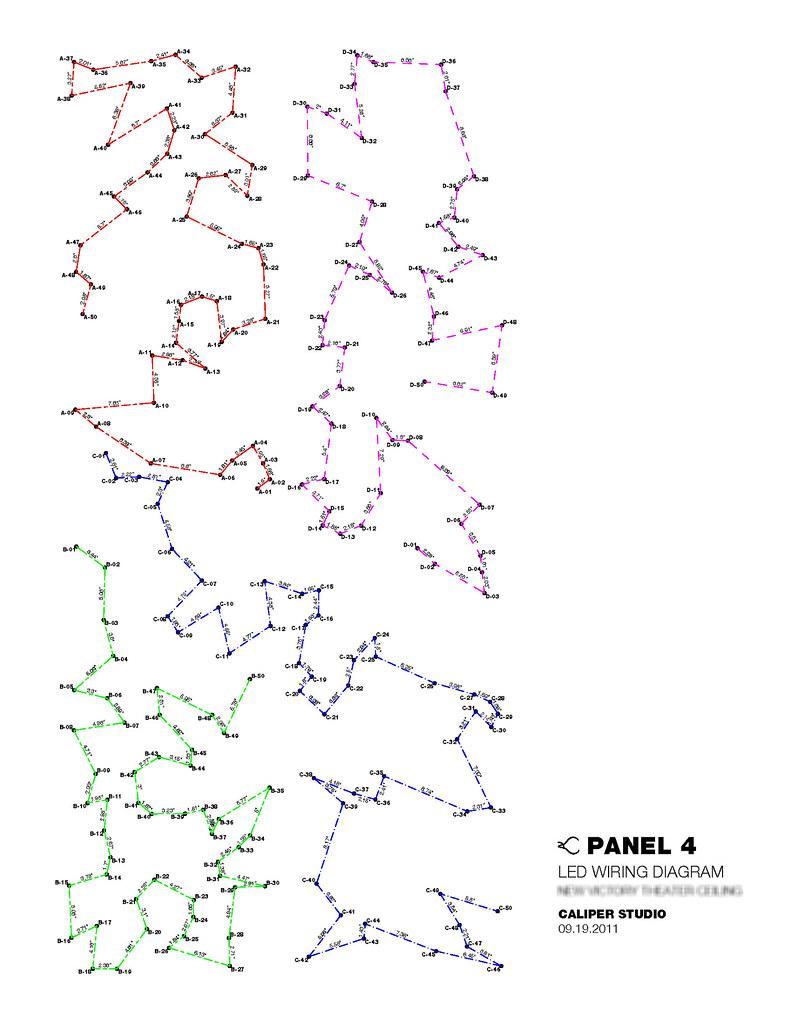 Panel 4 Wiring Diagram