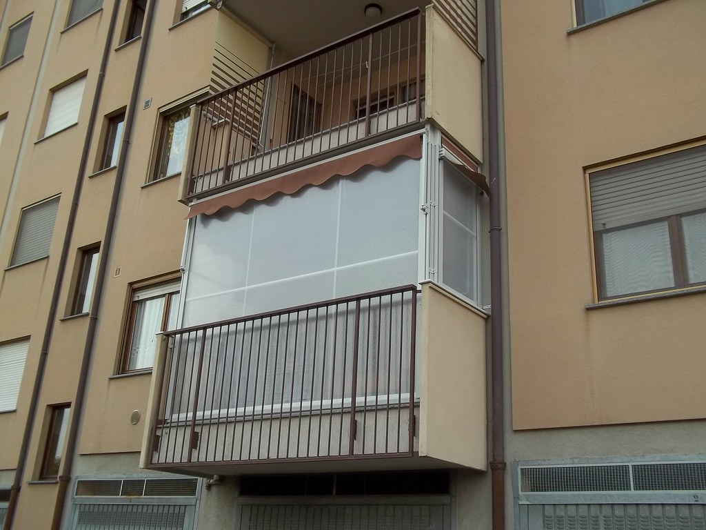 Tende A Veranda.Tende Veranda Per Balconi Particolari Torino Chieri Flickr