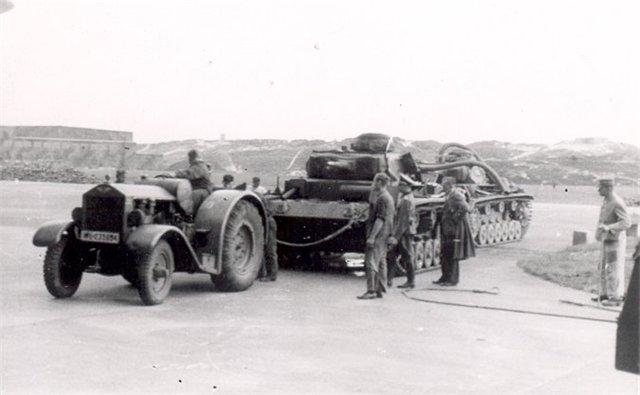 Panzerkampfwagen III Ausf. F(U) « Tauchpanzer III »