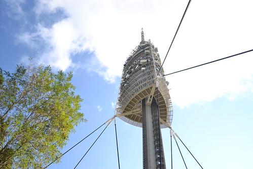 Collserola tower | by pcambraf