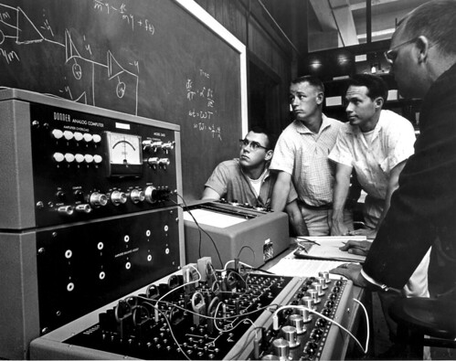 1960s Computer   by UC Davis College of Engineering