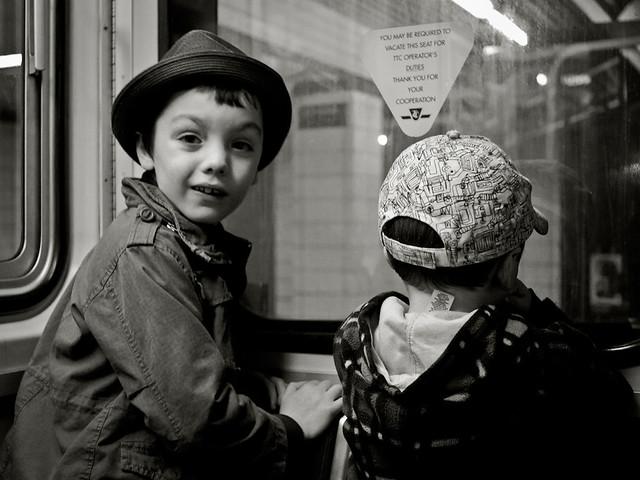Subway ( Brothers 8 )
