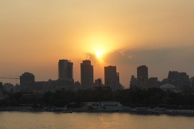 A Cairo Sunset