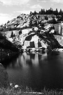 11 11 Vinalhaven Maine 1936 Granite Quarry Hurricane Is